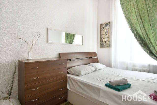 Большая квартира для деловых людей центр Киева, Подол,, Киев, Андреевский спуск, 11 - фото 4