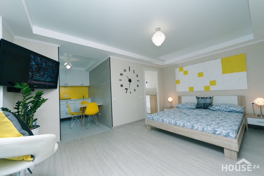 Studio Yellow&Black, Киев, бульвар Леси Украинки, 5 - фото 12