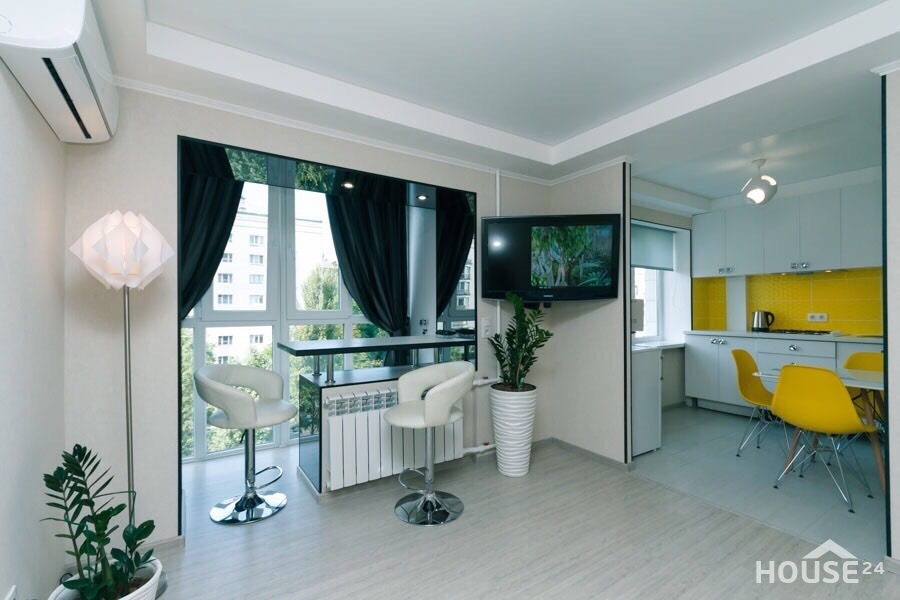 Studio Yellow&Black, Киев, бульвар Леси Украинки, 5 - фото 1