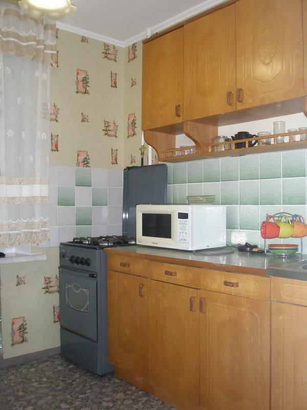 Квартира посуточно - Соломенка - ЖД Вокзал - Амосова - МВД, Киев, улица Волгоградская, 18 - фото 5