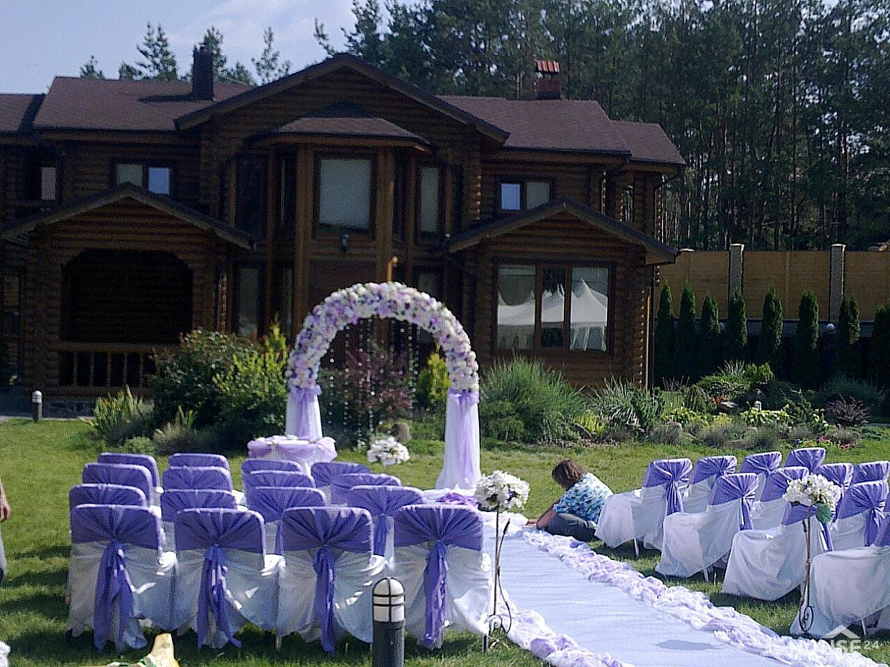 Снять коттедж для свадьбы недорого